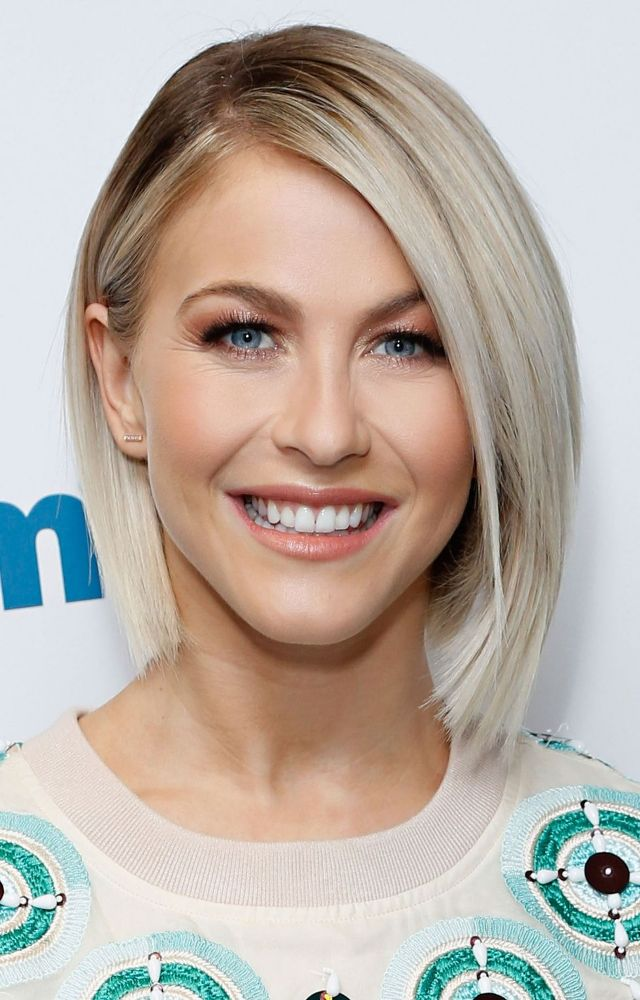 9 Flattering Short Haircuts For Round Faces