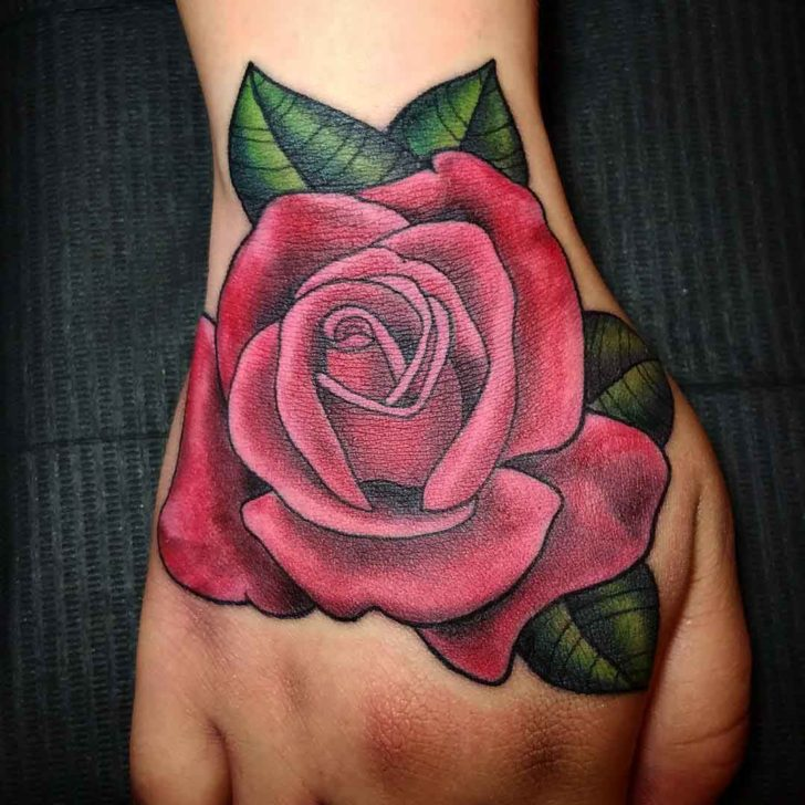 40 Rose Tattoo Symbolisms And Design Inspirations