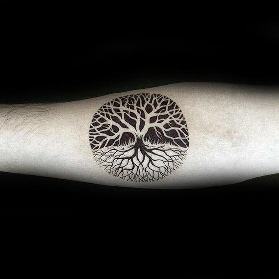 35 Tree Of Life Tattoo Design Inspirations