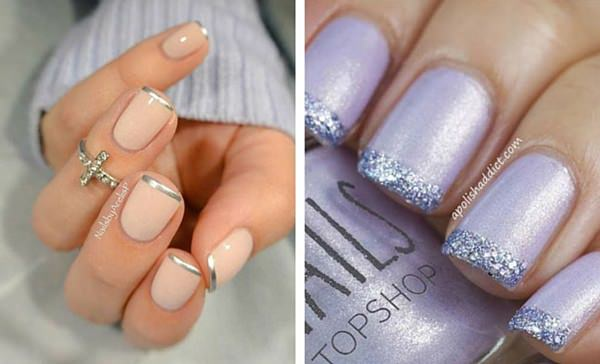 76 Chic French Tip Nails Design That You Can Get Easily
