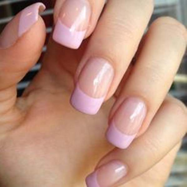 Best Pink French Tip Nails Design - 76 Chic French Tip Nails Design That You Can Get Easily