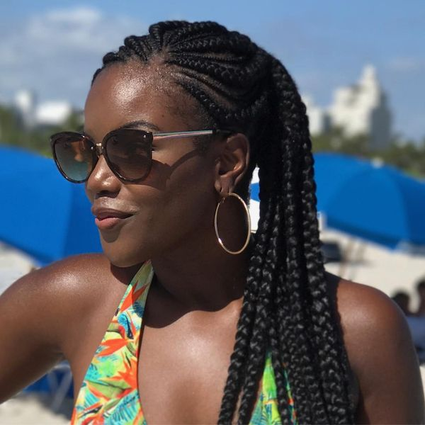 If you're looking for an edgier hairstyle, Ghana braids are perfect for you. Generally, this type of braid starts with cornrows, gathered into a ponytail or ...