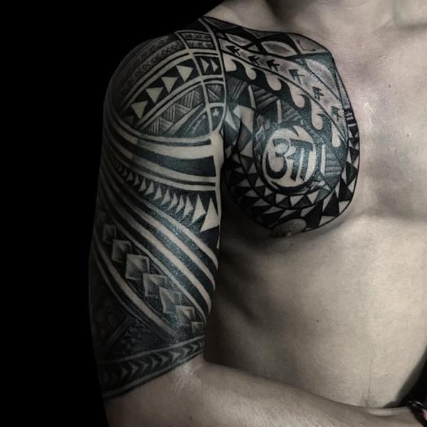 30 polynesian tattoo designs and meanings. Black Bedroom Furniture Sets. Home Design Ideas