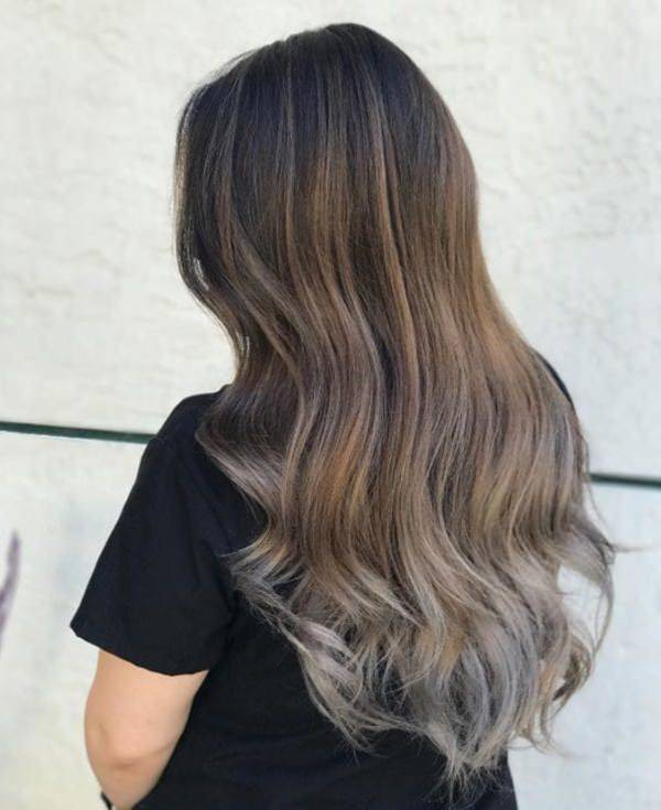 Ash Brown Is One Of The Most Preferred And Loved Shade By Majority People It A Por This Hair Color Trend Becoming More