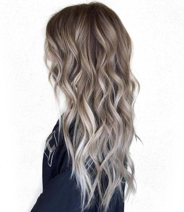 The Hair Color Brings Out Blue Shades Of Your Eyes So You Should Not Miss This If Are A Eyed Brownish Ash Brown