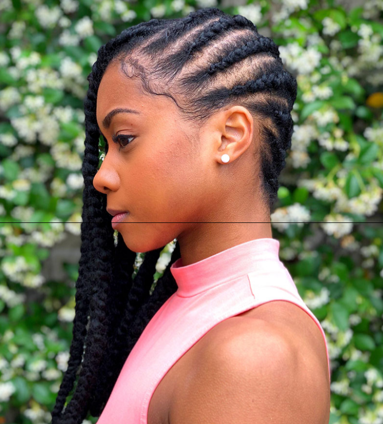 77 Hairstyle Inspirations To Rock The Lemonade Braid Trend