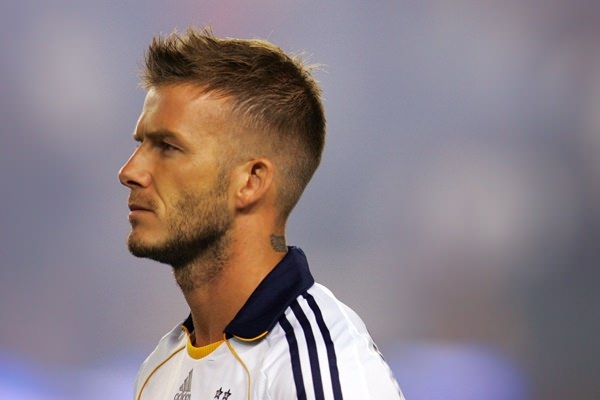 45 Of The Best David Beckham Haircut Over The Years