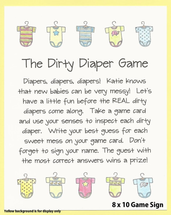 15 Fun Baby Shower Games That Everyone Will Love
