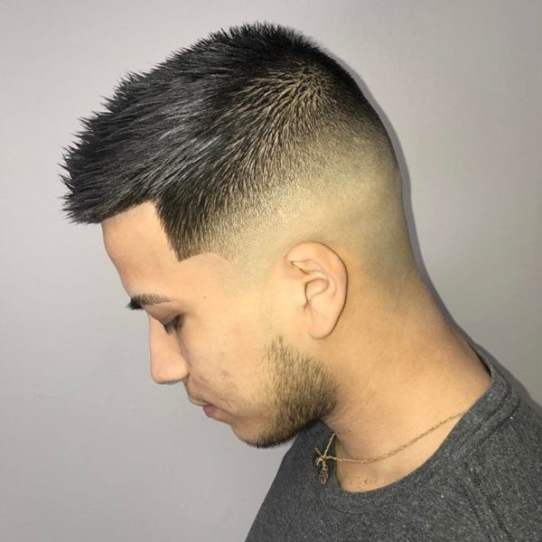 Military haircuts sexy