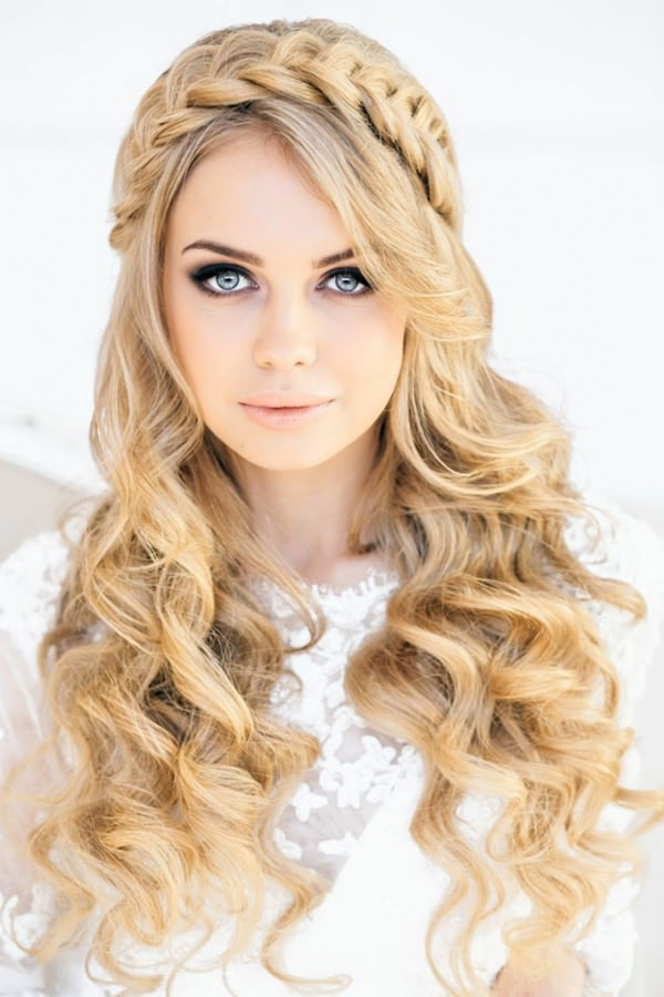 120 Unique Party Hairstyles For This Season