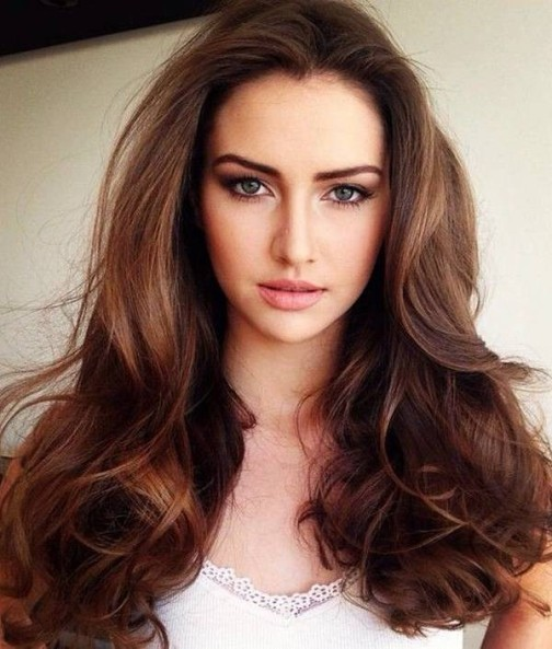 55 Chestnut Hair Inspirations That Will Make A Bold Statement