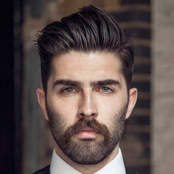 120 trendiest pompadour haircut among men with short hair