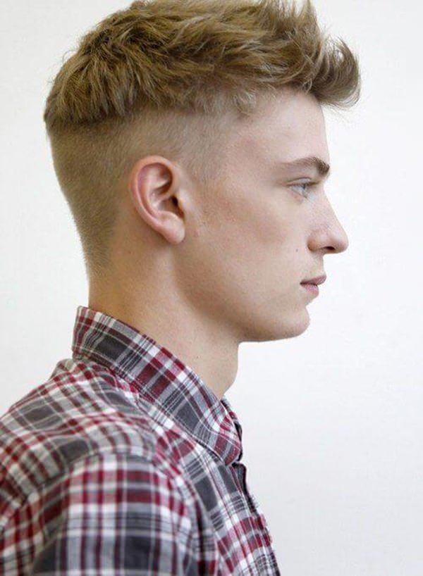 61 Stylish Disconnected Undercut For Men
