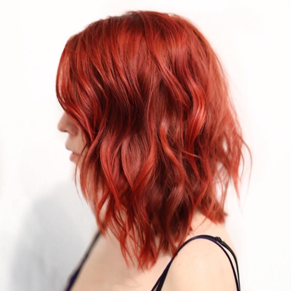 How To Get A Natural Red Copper Gold Hair Color