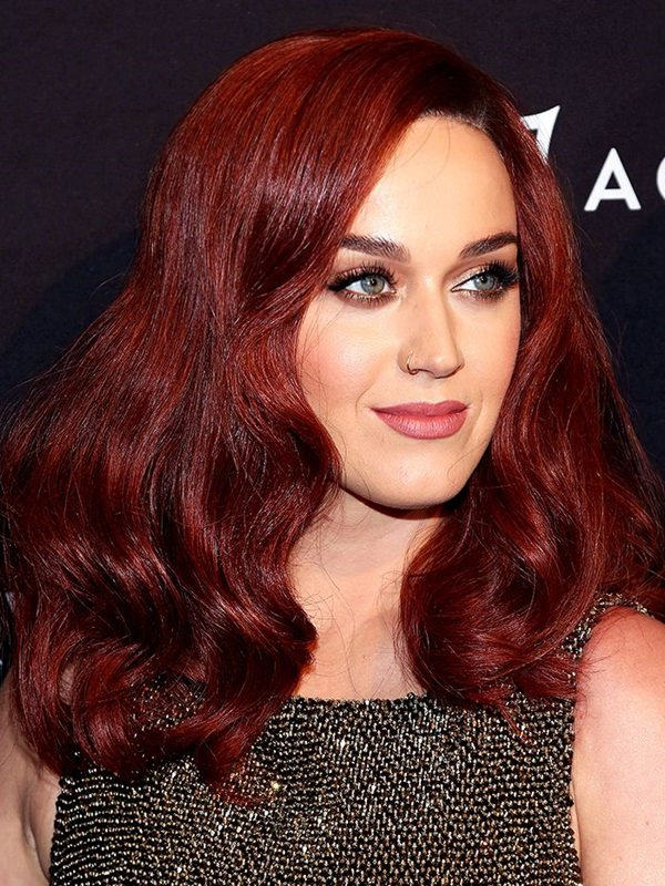 Red Hair Color Shades For Hazel Eyes Superboomviafo