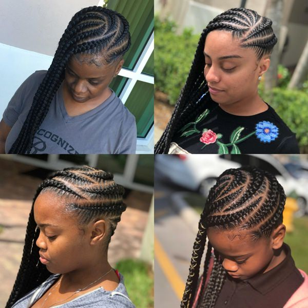 70 Hairstyle Inspirations To Rock The Feed In Braids This Season