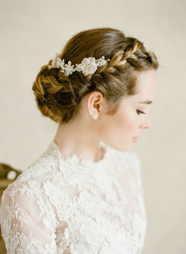 95 Wedding Hairstyles That Will Make You The Most Beautiful Bride