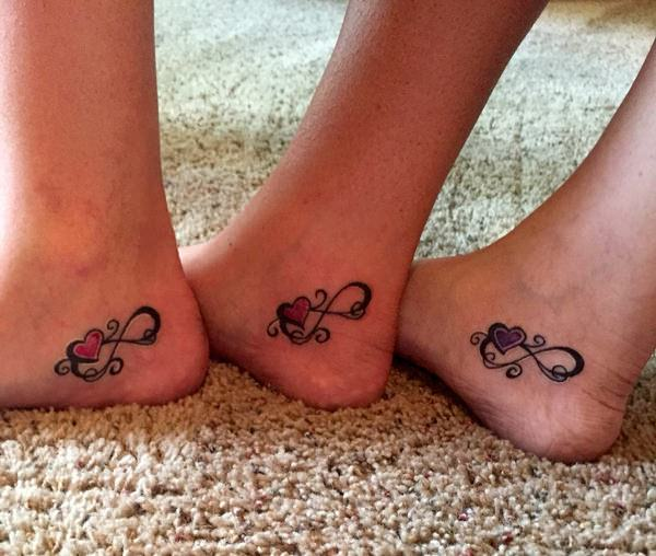 90 Alluring Mother Daughter Tattoos For You And Your Beautiful Mom