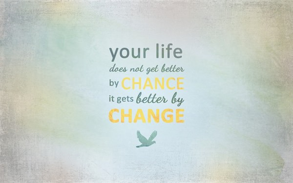 60 Short Inspirational Positive Quotes That Will Change Your Life Unique Positive Quotes About Life Getting Better
