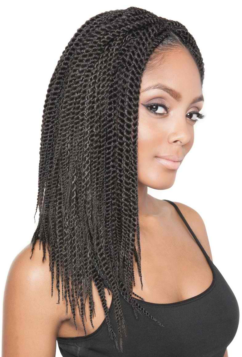 When It Comes To Senegalese Twists Keep In Mind That Synthetic Hair Extensions Like Marley Kanekalon And Toyokalon Are Preferred Over Natural Ones Why