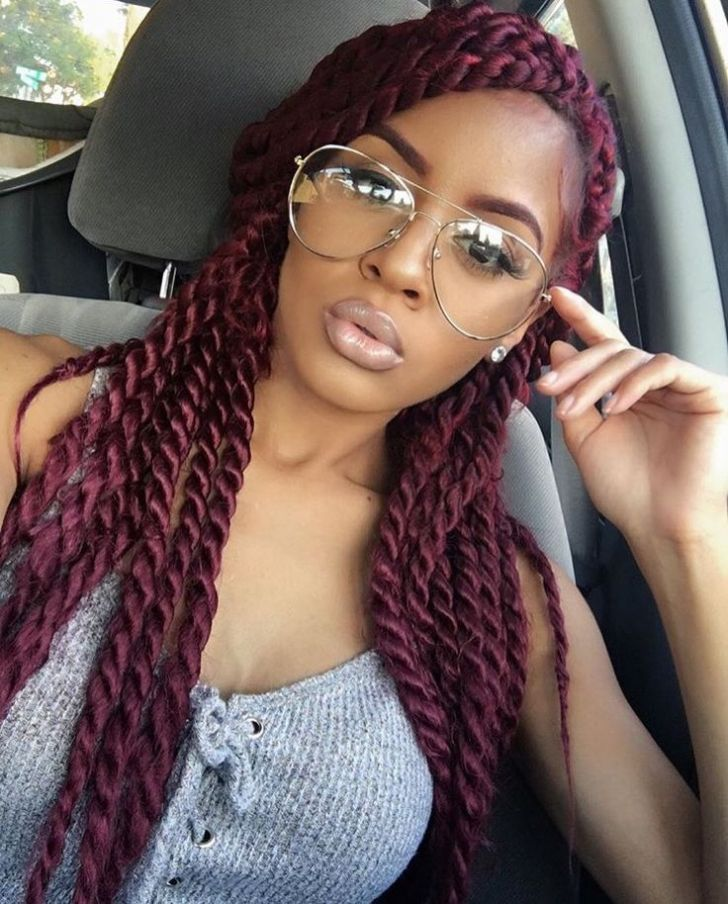 70 Senegalese Twist Hairstyle Inspirations For Women