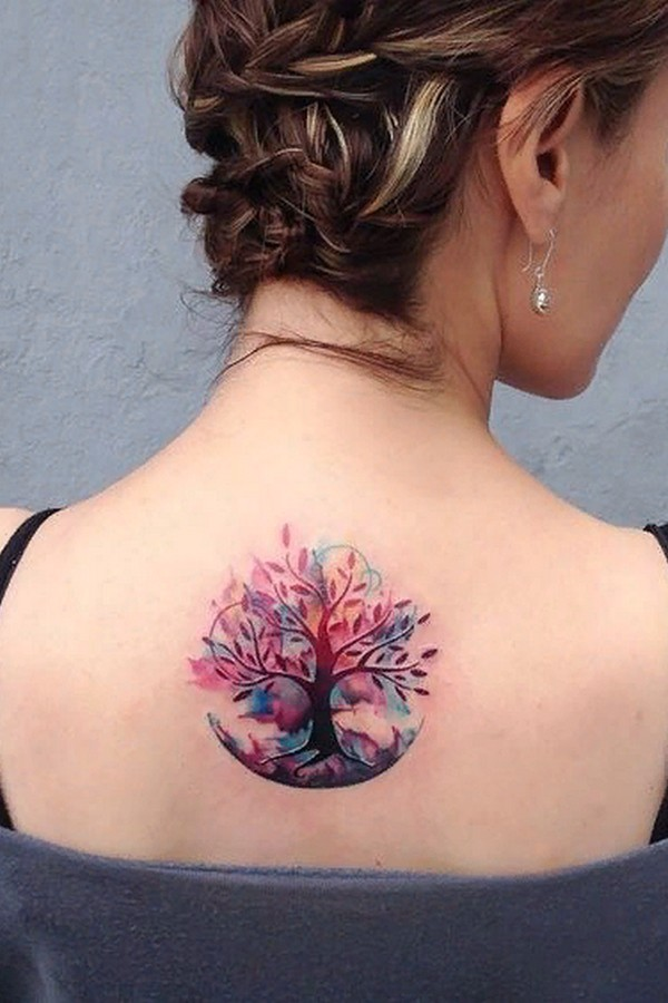 Tree Of Life Tattoos Meanings For This Popular Tattoo